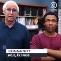 Community no Comedy Central Promo 4