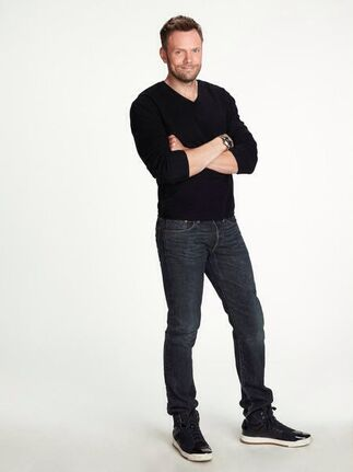 Jeff Winger Season Five pose