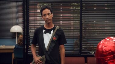 2x01 Abed declare cancelated