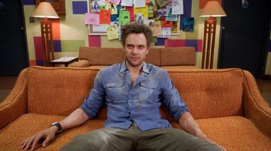 3x1 Jeff couch