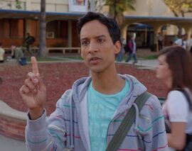 1x1 Abed Scene