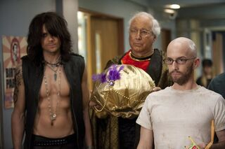 3X21 Criss Angel, Carnac and the Dean