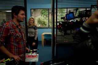 4x8 Behind the scenes photo 1