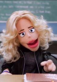 Puppet Britta