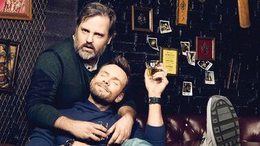 Dan Harmon and Joel