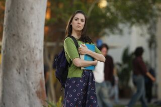 1x1 Annie intro pic
