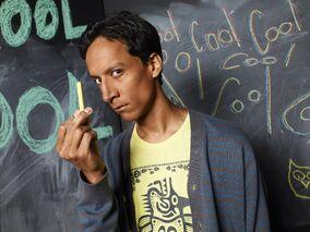 Abed S2 chalk