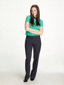 Annie Season Five pose