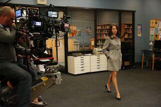 4X13 Behind the scenes photo 14
