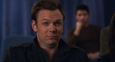 1x14 Jeff recital reaction
