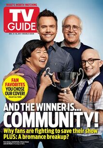 TV Guide cover one