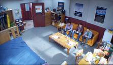 Abeds dorm room