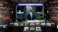 6x8 Chief Starr pilots his spaceship