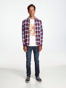 Abed Season Five pose