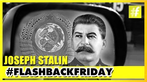 Joseph Stalin - Great Purge During Stalin's Reign - -Flashback Friday