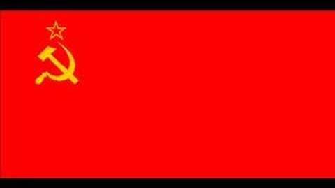 NATIONAL ANTHEM OF Soviet Union 1917-44