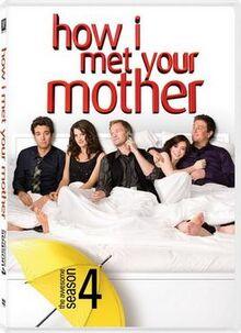 How I Met Your Mother Season 4 DVD Cover.jpg