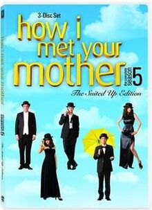 How I Met Your Mother Season 5 DVD Cover.jpg