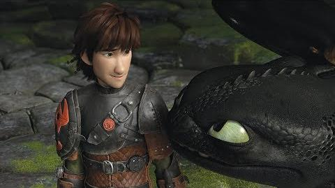 """HOW TO TRAIN YOUR DRAGON 2 - """"Dragon Sanctuary (Extended)"""" Clip-0"""