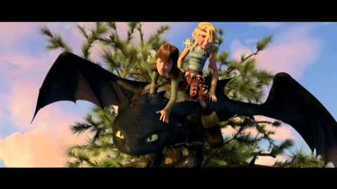 How To Train Your Dragon - Strangers Like Me - Phil Collins - HD