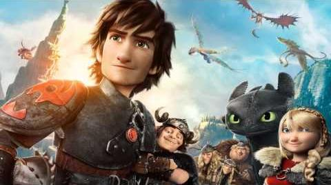 How To Train Your Dragon 2 Original Soundtrack 01 - Dragon Racing