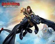 Dragones de Berk 1