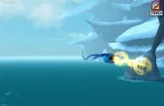 Truno Tambor del Arrecife Destructor Gritando