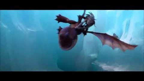 HOW TO TRAIN YOUR DRAGON 2 Baby Dragons Clip