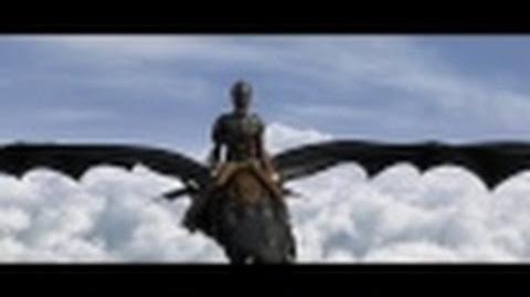 CÓMO ENTRENAR A TU DRAGÓN 2 - TRAILER EN ESPAÑOL