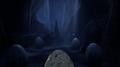 Huevos de Muerte Susurrante debajo de Berk