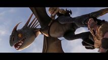 How To Train Your Dragon 2 Movie CLIP - Stormfly Fetch 2014 - Gerard Butler Sequel HD 32407