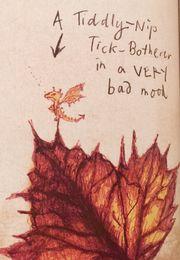 Tiddly-Nip Tick-Botherer