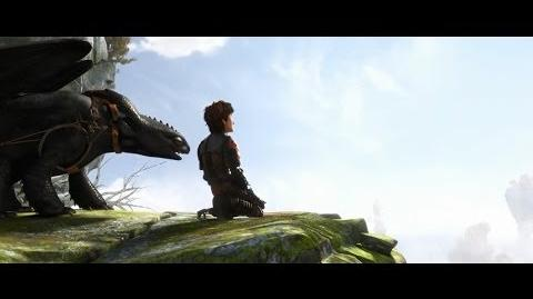 "Alexander Rybak - INTO A FANTASY (official soundtrack for ""How To Train Your Dragon 2"")-0"