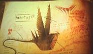 Trueno Tambor en el manual de dragones