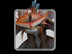 Dragon icon cloudjumper