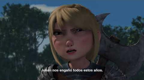 Dragones Carrera al Borde Tráiler Temporada 6 en español