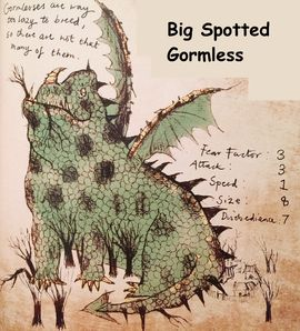 Big Spotted Gormless