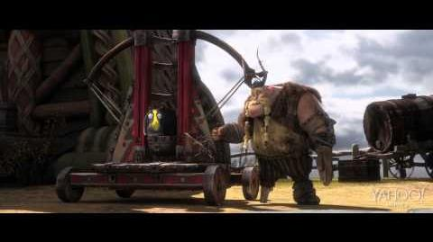 Black Sheep clip - How To Train Your Dragon 2