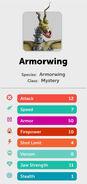 Dragonpedia Armorwing