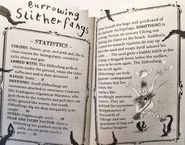 Burrowing Slitherfang