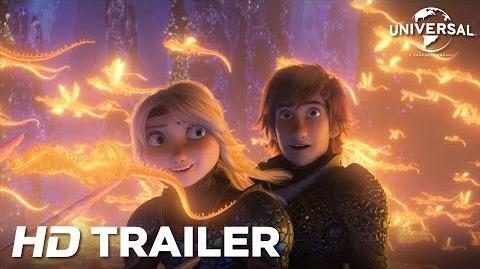 Como entrenar a tu Dragón 3 Tráiler 1 DUB 2018 (Universal Pictures) HD