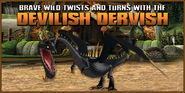 Devilish Dervish