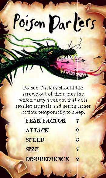Poison Darters