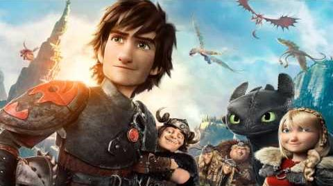 """How To Train Your Dragon 2 Original Soundtrack 02 - """"Together, we Map the World"""""""