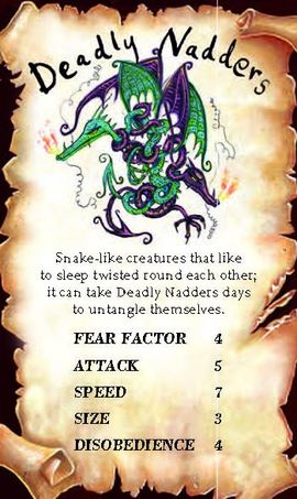Deadly Nadder (libros)