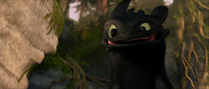 Toothless' Smile