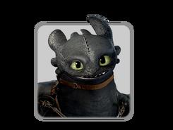 Dragon icon TOOTHLESS