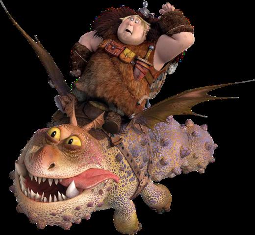 Albóndiga Cómo Entrenar A Tu Dragón Wiki Fandom