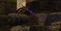 Destripador Carmesí Titan disparando fuego en SoD