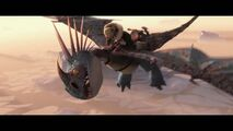 How To Train Your Dragon 2 Movie CLIP - Stormfly Fetch 2014 - Gerard Butler Sequel HD 35911